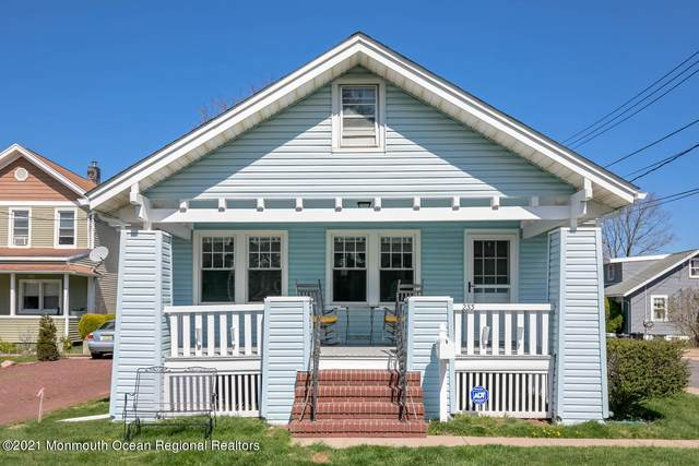 233 Liberty Street, Long Branch, NJ 07740 (MLS #22110938) :: The CG Group | RE/MAX Revolution