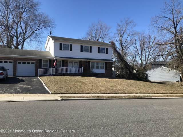 107 Newbury Road, Howell, NJ 07731 (MLS #22110956) :: William Hagan Group