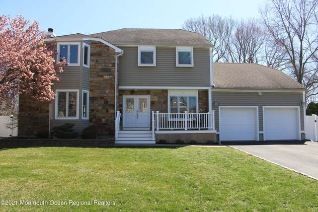 28 La Valencia Road, Old Bridge, NJ 08857 (MLS #22110959) :: Halo Realty