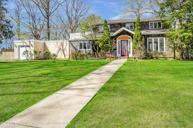 1 Calvin Terrace, Oakhurst, NJ 07755 (MLS #22110965) :: The MEEHAN Group of RE/MAX New Beginnings Realty