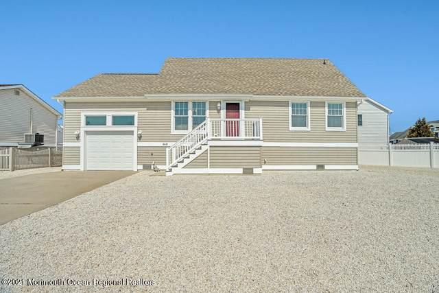660 Newell Avenue, Beach Haven West, NJ 08050 (MLS #22110973) :: Kiliszek Real Estate Experts