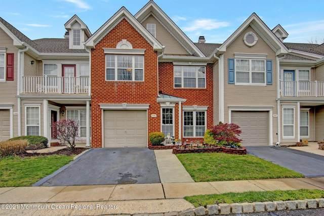 1506 King George Lane #98, Toms River, NJ 08753 (MLS #22111009) :: William Hagan Group