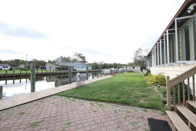 16 Bayview Drive, Waretown, NJ 08758 (MLS #22111026) :: The MEEHAN Group of RE/MAX New Beginnings Realty