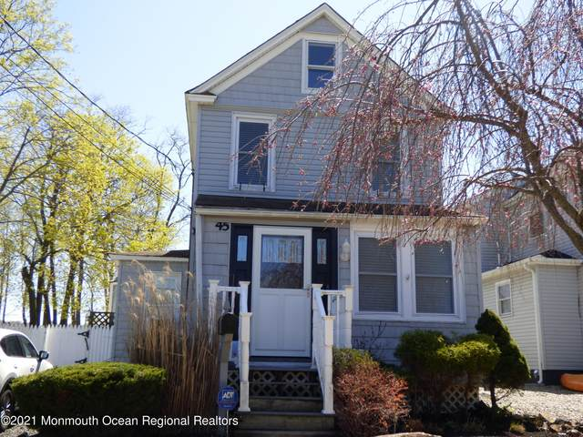 45 South Avenue, Atlantic Highlands, NJ 07716 (MLS #22111055) :: The MEEHAN Group of RE/MAX New Beginnings Realty