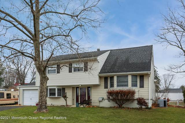 6 Ridge Drive, Hazlet, NJ 07730 (MLS #22111089) :: The MEEHAN Group of RE/MAX New Beginnings Realty