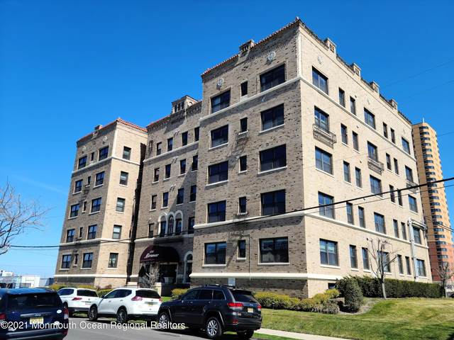 1700 Webb Street 4H, Asbury Park, NJ 07712 (MLS #22111137) :: The MEEHAN Group of RE/MAX New Beginnings Realty