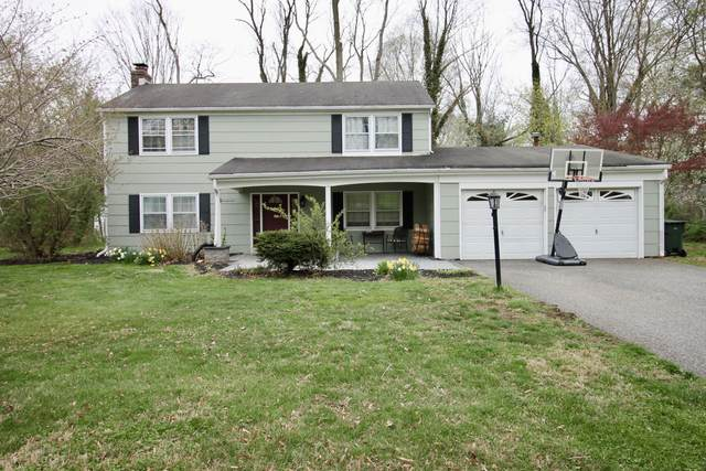 111 Princess Anne Drive, Freehold, NJ 07728 (MLS #22111193) :: The MEEHAN Group of RE/MAX New Beginnings Realty