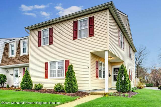 39 Kingsley Way, Freehold, NJ 07728 (MLS #22111200) :: The Ventre Team