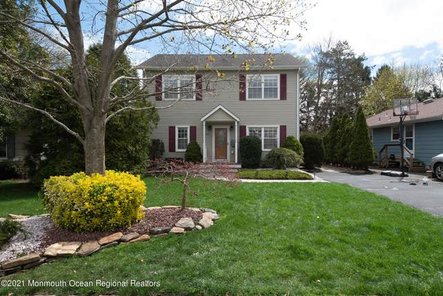 608 Homestead Road, Brielle, NJ 08730 (MLS #22111205) :: The MEEHAN Group of RE/MAX New Beginnings Realty