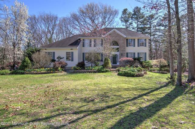 81 Ely Harmony Road, Freehold, NJ 07728 (MLS #22111254) :: William Hagan Group