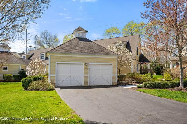 76 Thornbrooke Drive, Shrewsbury Boro, NJ 07702 (MLS #22111263) :: William Hagan Group