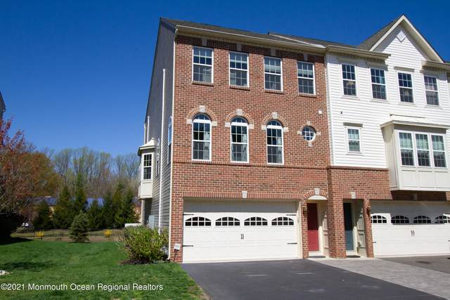 40 Pate Drive, Middletown, NJ 07748 (#22111290) :: Daunno Realty Services, LLC