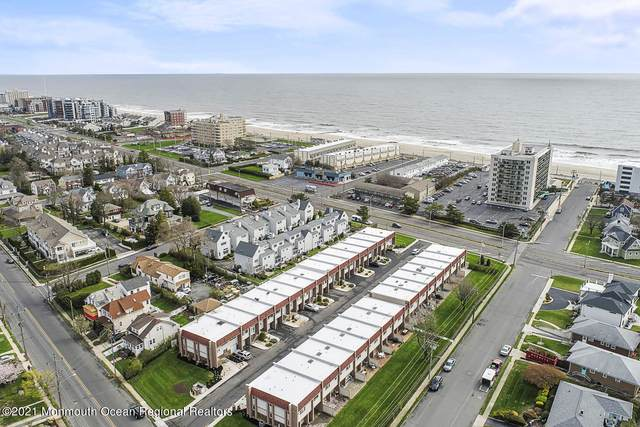 460 Ocean Boulevard K, Long Branch, NJ 07740 (MLS #22111305) :: Team Gio | RE/MAX