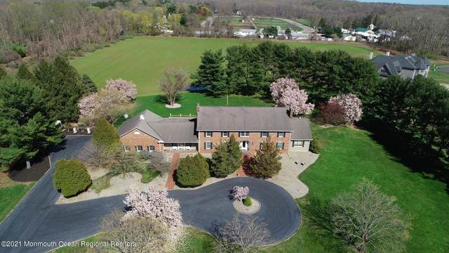 14 Princeton Lane, Colts Neck, NJ 07722 (MLS #22111309) :: Team Gio | RE/MAX
