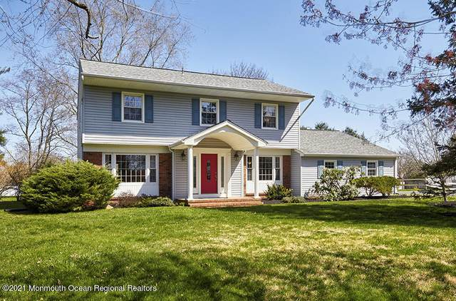 15 Homestead Road, Freehold, NJ 07728 (MLS #22111332) :: William Hagan Group