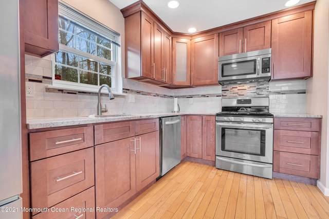 45 Enclosure Drive, Morganville, NJ 07751 (MLS #22111337) :: Kiliszek Real Estate Experts