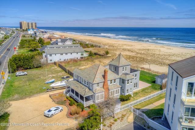 1 Ocean Avenue, Monmouth Beach, NJ 07750 (MLS #22111347) :: The MEEHAN Group of RE/MAX New Beginnings Realty