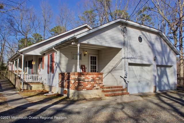 1097 Lakewood Farmingdale Road, Howell, NJ 07731 (MLS #22111360) :: The MEEHAN Group of RE/MAX New Beginnings Realty