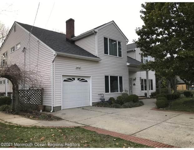154 Garden Road, Shrewsbury Boro, NJ 07702 (MLS #22111365) :: The MEEHAN Group of RE/MAX New Beginnings Realty