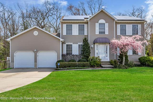 9 Holly Place Pl, Bayville, NJ 08721 (MLS #22111377) :: Kiliszek Real Estate Experts
