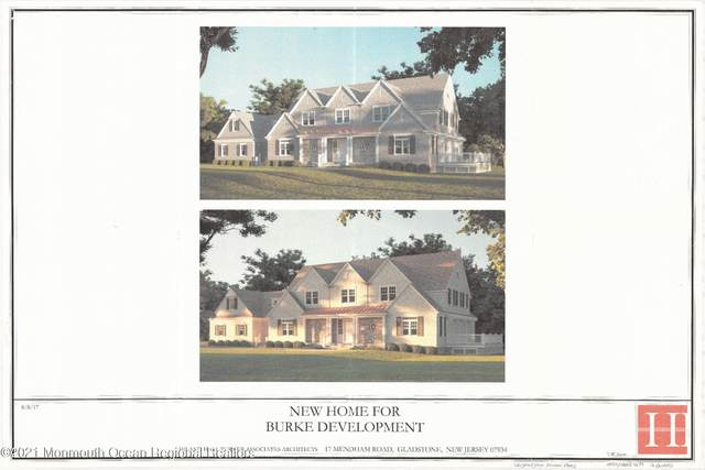 670 W Front Street Lot 7, Red Bank, NJ 07701 (MLS #22111398) :: William Hagan Group