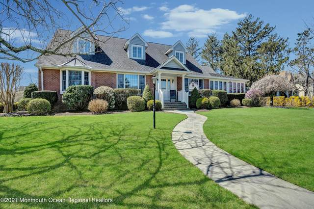809 W Lake Drive, Spring Lake, NJ 07762 (MLS #22111456) :: Corcoran Baer & McIntosh
