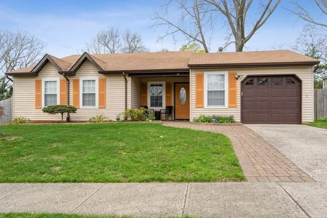 75 Concord Circle, Howell, NJ 07731 (MLS #22111459) :: Caitlyn Mulligan with RE/MAX Revolution