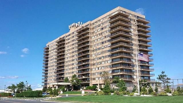 55 Ocean Avenue 2M, Monmouth Beach, NJ 07750 (MLS #22111487) :: Team Gio   RE/MAX