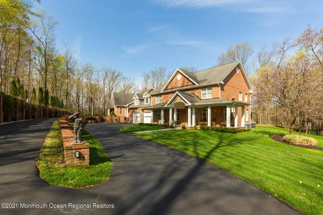 894 Province Line Road, Allentown, NJ 08501 (MLS #22111500) :: The DeMoro Realty Group | Keller Williams Realty West Monmouth