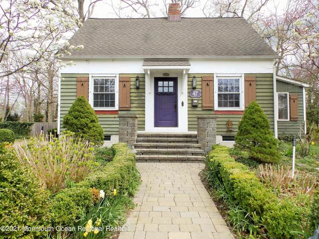 47 Hadley Avenue, Toms River, NJ 08753 (#22111533) :: Daunno Realty Services, LLC