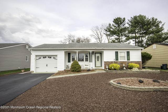 9 Langley Road, Toms River, NJ 08757 (MLS #22111537) :: Team Gio | RE/MAX