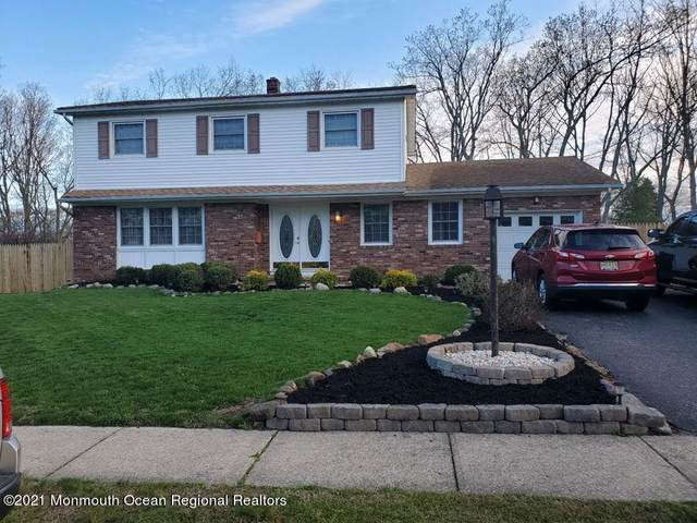 10 Livingston Drive, Howell, NJ 07731 (#22111543) :: Nexthome Force Realty Partners