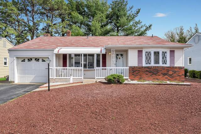 149 Castleton Drive, Toms River, NJ 08757 (MLS #22111571) :: The MEEHAN Group of RE/MAX New Beginnings Realty