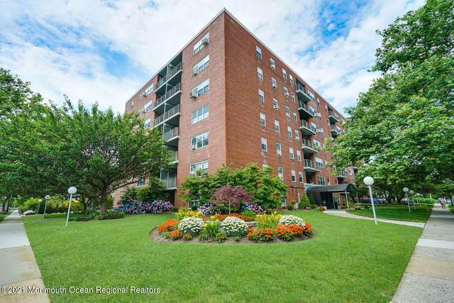 1615 Park Avenue Lb, Asbury Park, NJ 07712 (MLS #22111589) :: William Hagan Group