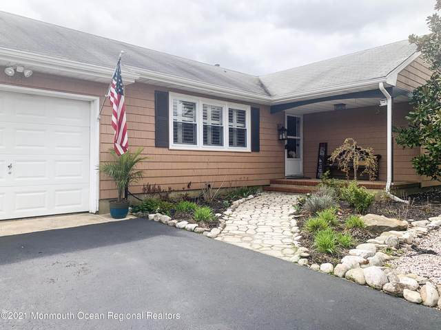 402 N Lake Drive, Brick, NJ 08724 (MLS #22111598) :: Caitlyn Mulligan with RE/MAX Revolution