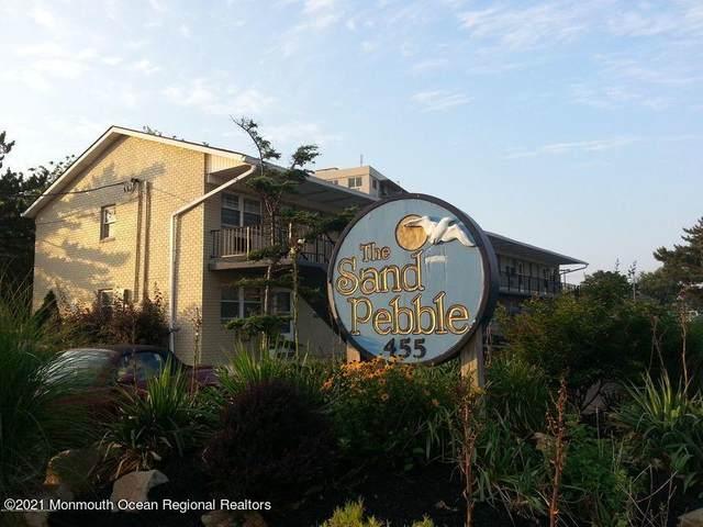 455 Ocean Boulevard #16, Long Branch, NJ 07740 (MLS #22111608) :: William Hagan Group