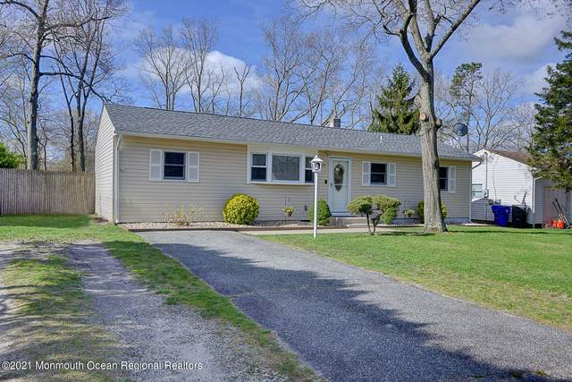58 Burnt Tavern Road, Brick, NJ 08724 (#22111628) :: Nexthome Force Realty Partners