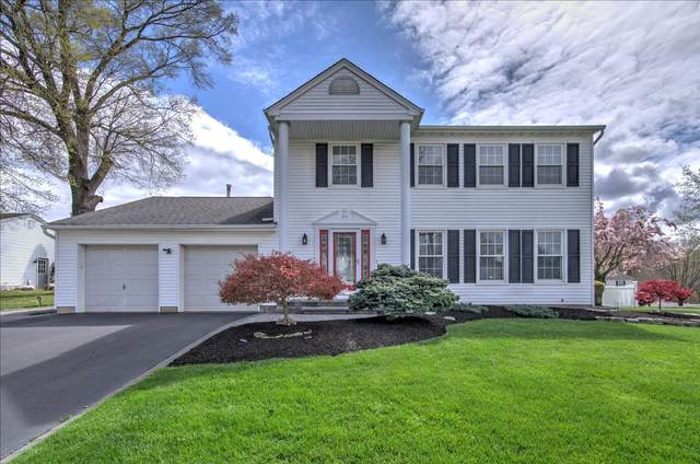 2 Mulberry Circle, Hazlet, NJ 07730 (MLS #22111651) :: The MEEHAN Group of RE/MAX New Beginnings Realty