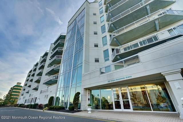 432 Ocean Boulevard N #204, Long Branch, NJ 07740 (#22111681) :: Rowack Real Estate Team