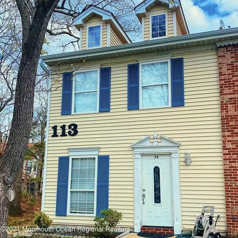 75 Cherokee Drive, Galloway, NJ 08205 (MLS #22111792) :: The Ventre Team