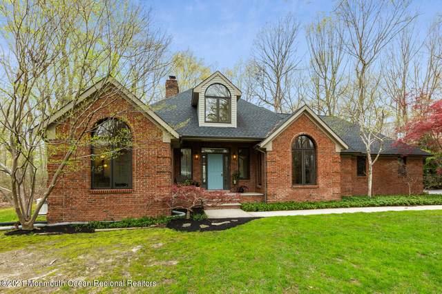 1 Oak Leaf Drive, New Egypt, NJ 08533 (MLS #22111816) :: The Sikora Group