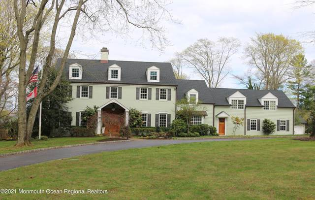 8 Somerset Drive, Rumson, NJ 07760 (#22111819) :: Nexthome Force Realty Partners