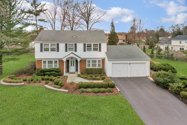 51 Double Creek Parkway, Freehold, NJ 07728 (MLS #22111842) :: The Ventre Team