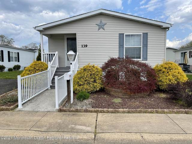 139 Starling Place, Freehold, NJ 07728 (MLS #22112015) :: The MEEHAN Group of RE/MAX New Beginnings Realty