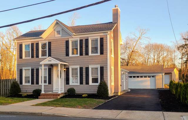 7 Asbury Avenue, Farmingdale, NJ 07727 (MLS #22112017) :: The Sikora Group
