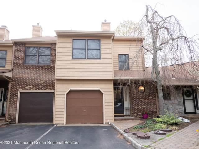 13 Ascot, West Long Branch, NJ 07764 (#22112038) :: Rowack Real Estate Team