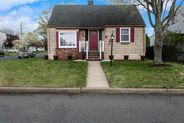 56 Oak Street, Avenel, NJ 07001 (MLS #22112052) :: The Ventre Team