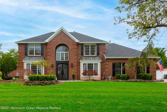 7 Horse Shoe Lane, Freehold, NJ 07728 (MLS #22112062) :: Kiliszek Real Estate Experts