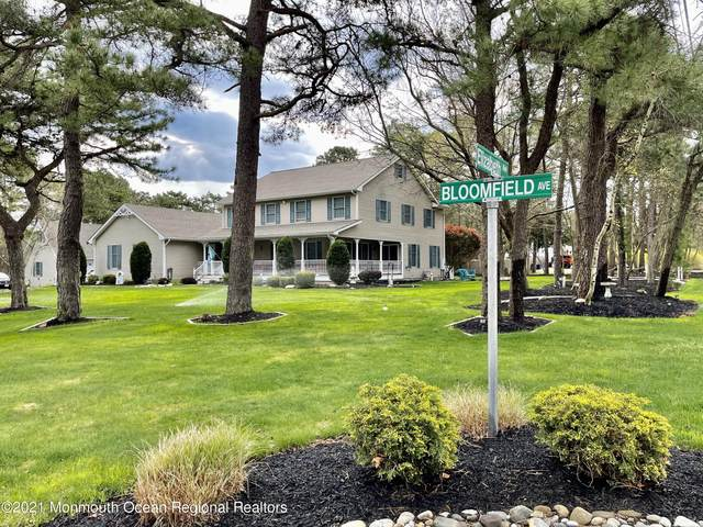 750 Bloomfield Avenue, Whiting, NJ 08759 (MLS #22112126) :: Provident Legacy Real Estate Services, LLC