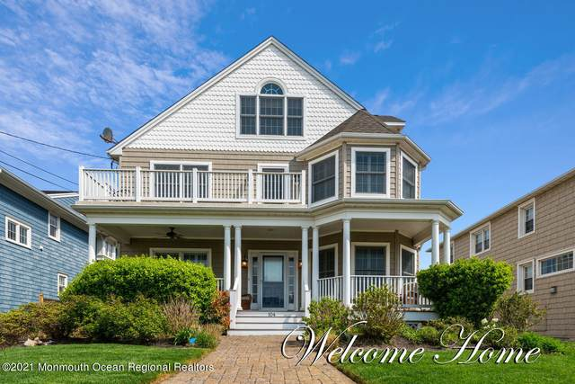 104 3rd Avenue, Bradley Beach, NJ 07720 (MLS #22112138) :: PORTERPLUS REALTY